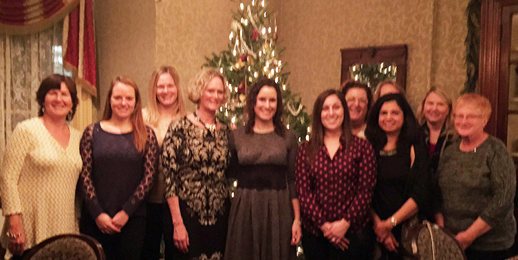 Christmas Holiday Party 2014 - WWSPT