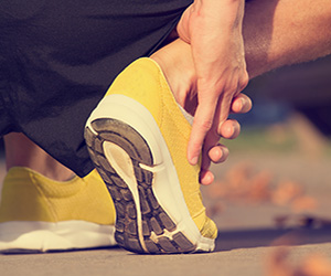 Ankle Pain & Injury