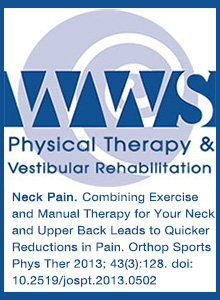 Neck Pain and Manual Therapy