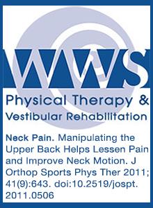 Neck Pain - Manipulating Upper Back and Improve Neck Motion